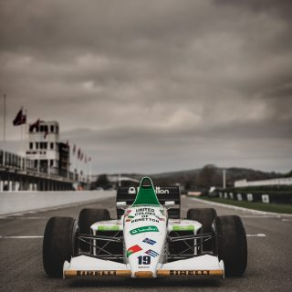 The Toleman TG185: Shaking Down A Turbocharged F1 Car From The 1980s At Goodwood