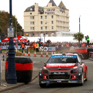 This Year's WRC's Rally GB Will Be Based At One Of The UK's Best-Loved Seaside Towns