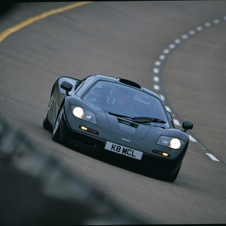 The Famous XP5 Prototype McLaren F1 Will Join The World Debut Of The Senna GTR On Track At Goodwood