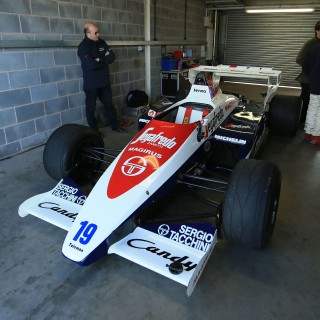 Ayrton Senna And Nelson Piquet's Formula 1 Cars Lead Donington Historic Festival Attractions