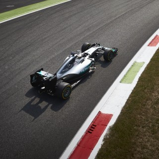 Lewis Hamilton's Record-Breaking 2016 F1 Mercedes Will Be The Star Of The New Sonoma Speed Festival