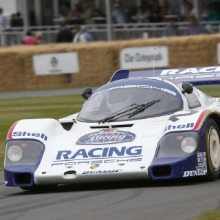 Porsches To Take Over The UK's Prescott Hill Climb This June