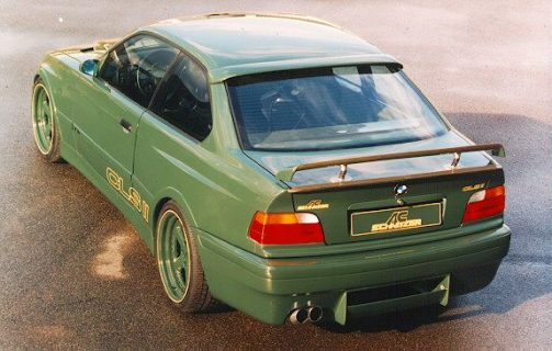 Tuning Time Machine Ac Schnitzer S Bmw M3 Based Coupe