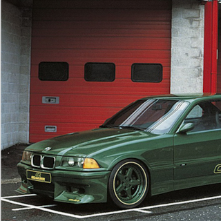 Tuning Time Machine: AC Schnitzer's BMW M3-Based 'Coupe Lightweight Silhouettes'