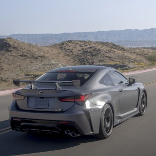 Will Exclusivity And Track-Honed Updates Justify The Lexus RC F Track Edition's $97k Pricing?