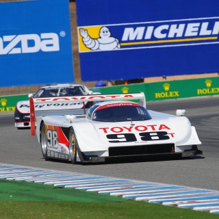 Monterey Motorsports Reunion's 500-Plus Historic Car Line-Up Is Set!