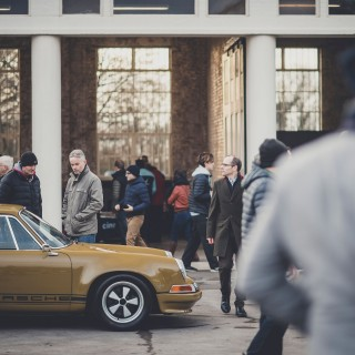 Display Your Car At The Petrolicious Drivers' Meeting On May 12