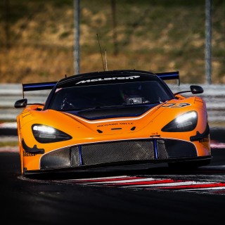 Double F1 World Champion Mika Häkkinen Is Making His Racing Comeback Behind The Wheel Of a McLaren 720S GT3