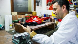 Umberto Galli: Scale Model Cars