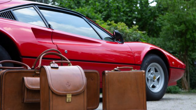 Schedoni: Leather Goods And Luggage