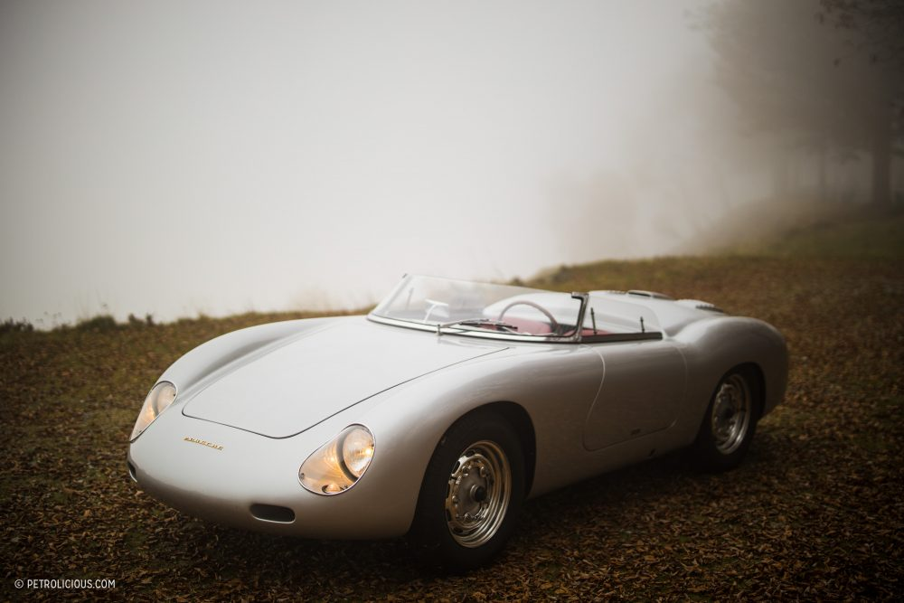 0f96e458fd6f6 GALLERY  Go Behind The Scenes On Our Porsche 356 Carrera Speedster ...