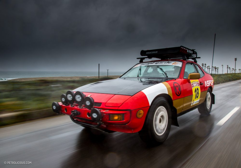 This 'Budget Baja Build' Began With A Porsche 924S That Was Once
