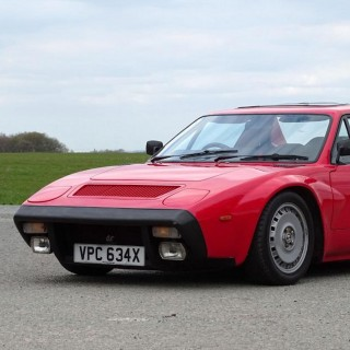 This AC 3000 ME MkII Prototype Is The British Lancia Stratos You Never Knew You Wanted
