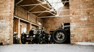 Kingsbury Racing Shop: Bentley Restorers