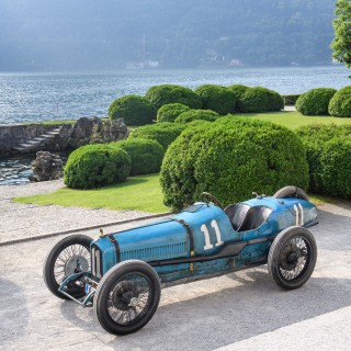 This Ballot 3/8 LC Won The First Ever Italian Grand Prix And Will Headline The 2019 Concours Of Elegance