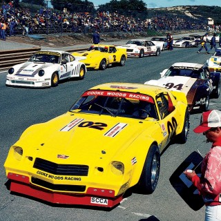 Trans Am To Write A New Chapter In Its Laguna Seca History After 15-year Absence