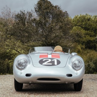 The 550A Spyder Helped Build Porsche's Racing Legacy. This Pristine Example Is Now Ready For Its Next Adventure