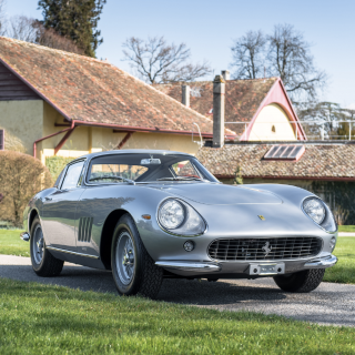 Superb Collection Of Porsches And One Fine Ferrari Headline Artcurial's New Automobiles en Scène Summer Sale