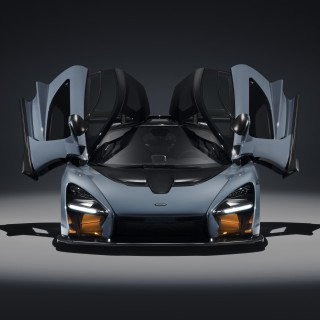 Hennessey Gives The McLaren Senna The Power To Take On Just About Anything Both On And Off The Track