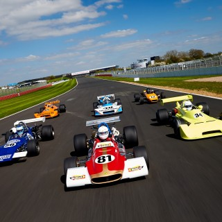 This Year's Silverstone Classic Will Field The Largest Formula 2 Grid Ever Seen