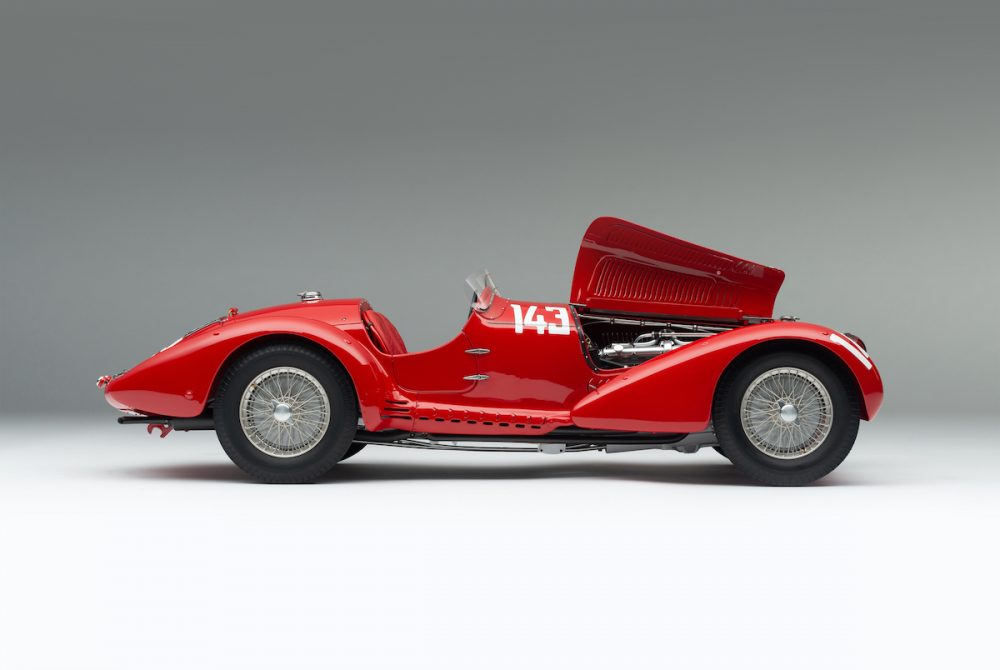 Extremely Detailed Scale-Model Cars From The Amalgam