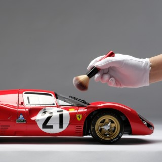 Extremely Detailed Scale-Model Cars From The Amalgam Collection Have Arrived In The Petrolicious Shop