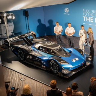 Redeveloped Volkswagen ID. R Is Revealed At The Nürburgring—Along With A Simulator You Can Download