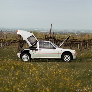 The 1980s Are In Vogue Again, But I Remember When The Peugeot 205 Turbo 16 Was A New Car