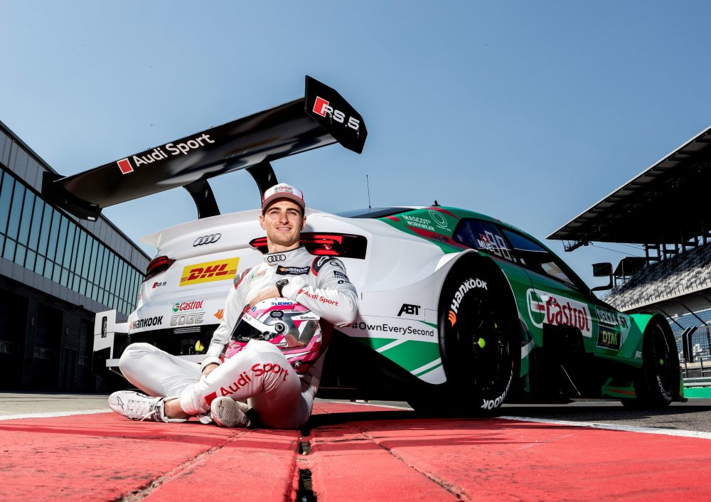 Germany's Much-Loved DTM Touring Car Championship Starts