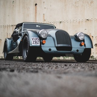 Two Very Special Morgans Coming To The Petrolicious Drivers' Meeting On May 12