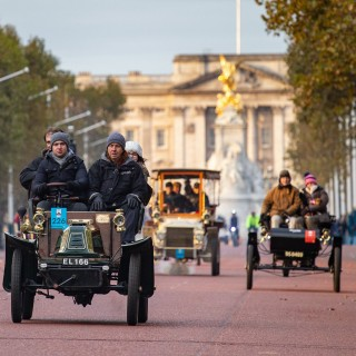 Entries Open For The 2019 London to Brighton Veteran Pre-1905 Car Run