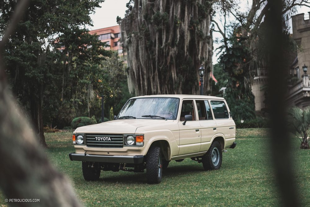 Family-Owned And Daily-Driven Since 1982, This Toyota FJ60 Land
