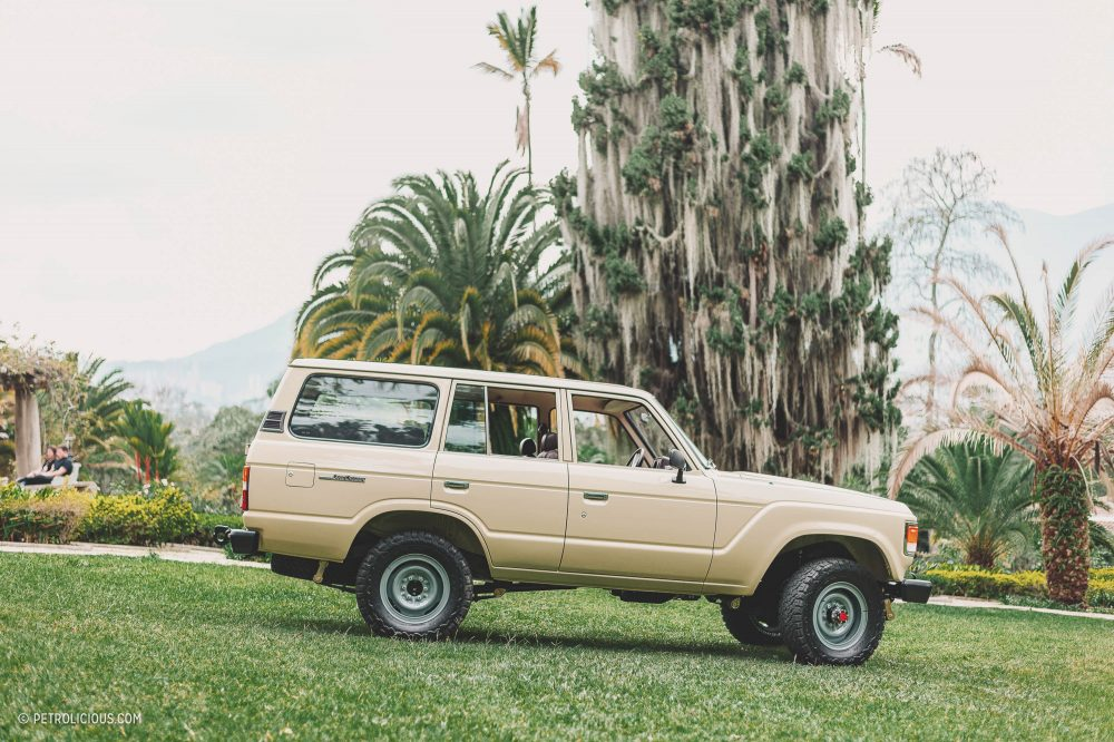 Family-Owned And Daily-Driven Since 1982, This Toyota FJ60