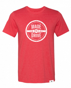 Made to Drive (Red)