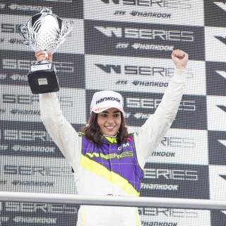 All-Female W Series Becomes A Reality As Jamie Chadwick Wins Inaugural Hockenheim Race