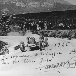 This Year Marks The 90th Anniversary Of Bugatti's String Of Victories On The Gruelling Targa Florio in Sicily