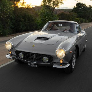 A Rare, Iconic And High-Quality Ferrari 250 GT SWB Berlinetta Heads To Auction At Monterey—Without Reserve!