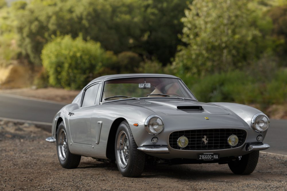 A Rare Iconic And High Quality Ferrari 250 Gt Swb Berlinetta Heads To Auction At Monterey Without Reserve Petrolicious