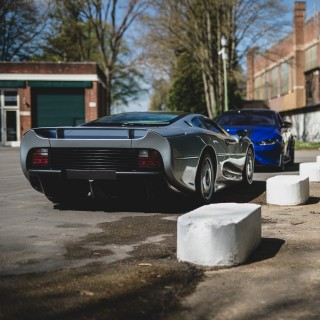 Two Not-To-Miss Rare And High Performance Jaguars At Petrolicious Drivers' Meeting