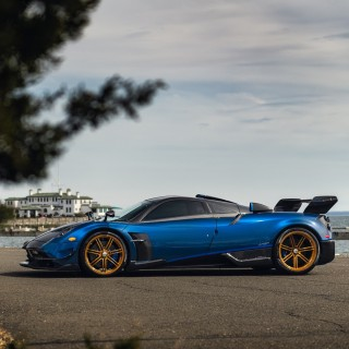 The Pagani Huayra BC Macchina Volante Is A Stunning Work Of Art And A Powerful Hypercar All In One