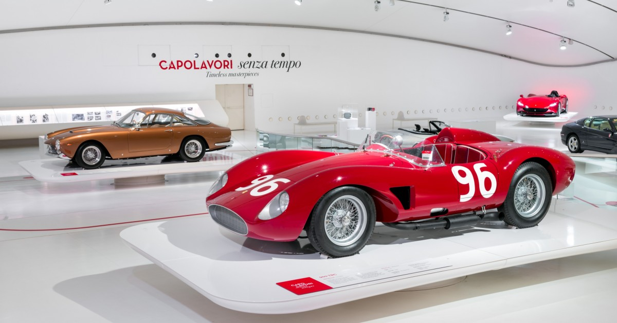 What Makes A Ferrari Timeless New Exhibition At The Enzo Ferrari Museum Seeks An Answer Petrolicious