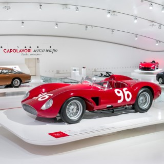 What Makes A Ferrari Timeless? New Exhibition At The Enzo Ferrari Museum Seeks An Answer!