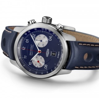 Bremont Is Bringing Two Jaguar D-Types, A New D-type Watch, And A Project 7 To The Petrolicious Drivers' Meeting