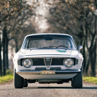 The Alfa Romeo GTA 1300 Junior Stradale Is The Perfect Classic To Tackle Some Of Europe's Finest Classic Events