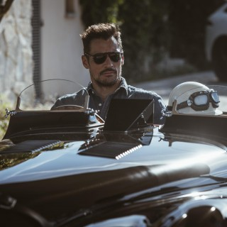 This XK120 Is Tailor-Made For Male Model And Life-Long Jaguar Enthusiast David Gandy