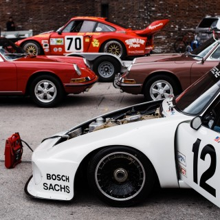 Luftgekühlt 6 Was A Star-Studded Celebration Of Air-Cooled Porsches And Their Fans