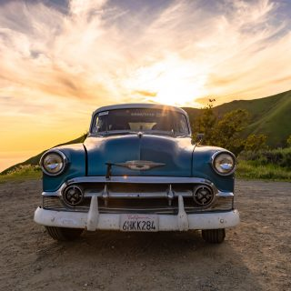 GALLERY: Go Behind The Scenes On Our 1953 Chevrolet 210 Film Shoot