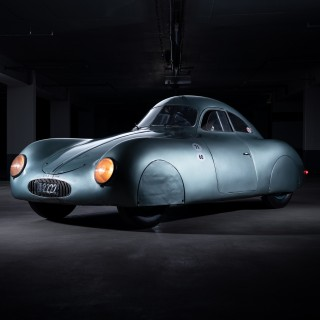 The Porsche That Birthed the Legend: The Type 64 Could Fetch $20m At RM Sotheby's Monterey Sale