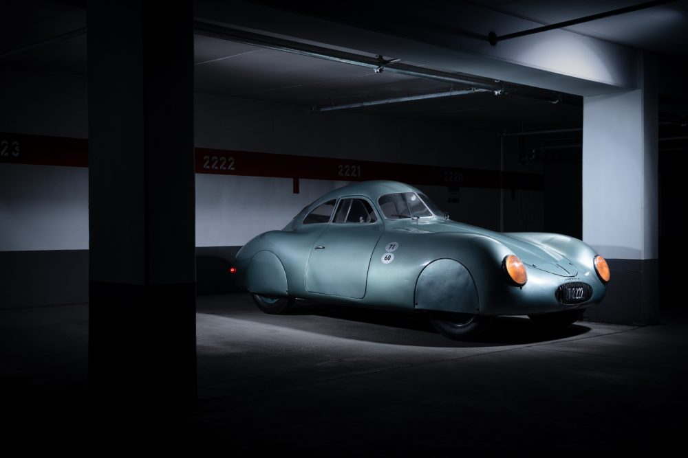 The Porsche That Birthed the Legend: The Type 64 Could Fetch