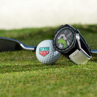 TAG Heuer's Connected Smartwatch Is The Golf Gadget You Can Wear All Day